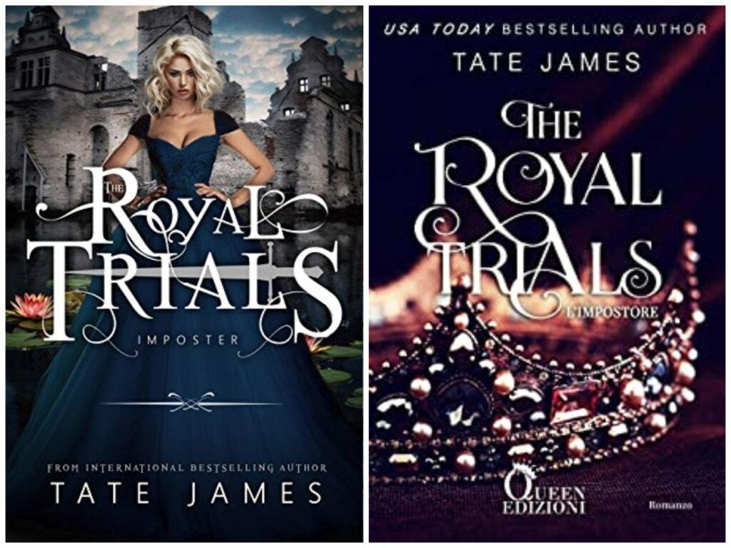 🇮🇹 The Royal Trials 1 - L'Impostore 🇺🇸 The Royal Trials 1 - Imposter