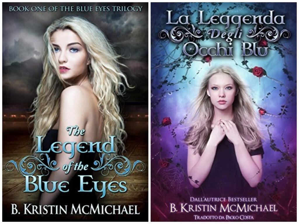🇮🇹 La Leggenda degli Occhi Blu 🇺🇸 The Legend of the Blue Eyes
