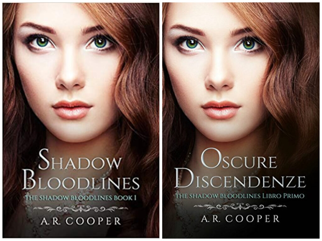 🇮🇹 The Shadow Bloodlines Series 1 - Oscure Discendenze 🇺🇸 The Shadow Bloodlines Series 1 - Shadow Bloodlines