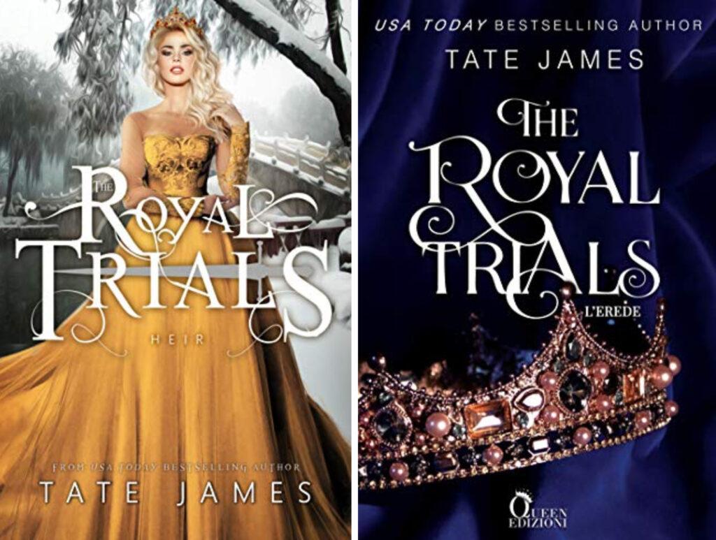 🇮🇹 The Royal Trials 3 - L'erede 🇺🇸 The Royal Trials 3 - Heir